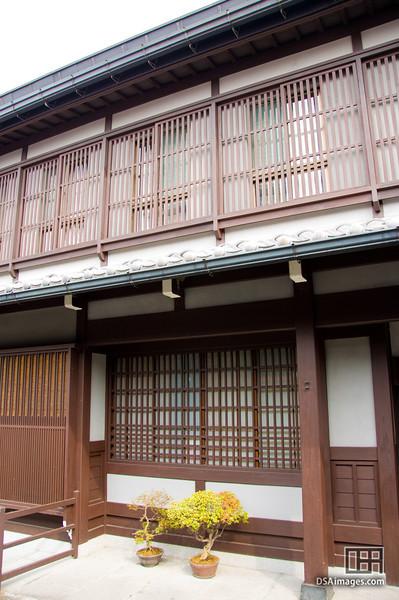 An Edo period building in Takayama