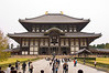 Todaiji Temple, the largest wooden building in the world