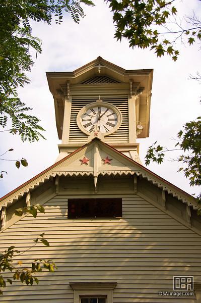 The Sapporo Clock Tower