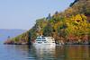 A cruise on Lake Towada