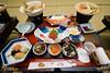 Dinner at the Toya Park Hotel