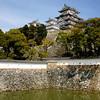 "Richard Chamberlain visited the castle in ""Shogun"" (1980)."