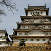 Himeji-jo is a National Treasure and UNESCO World Heritage Site.