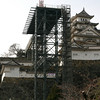 Major restoration will close the castle for a year.