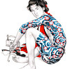"""Tattoo"" by Hideki Koh (1962)."