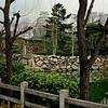 Himeji-jo deserted in 2004.