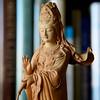 Kannon, Japan's version of the Buddhist goddess of mercy.