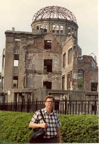 Japan 87 Hiroshima A-Bomb Dome