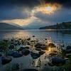 Lake Chuzenji sunset