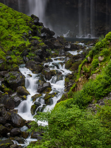 Lower Kegon Waterfalls