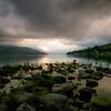 Calm evening at Lake Chuzenji