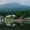 Resort village on Lake Chuzenji