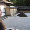It's said there is no one spot on the temple veranda from which one can see all the rocks in the garden.