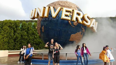 Universal Studios, Osaka