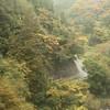 Fall in Oku-izumo, between Hinobari and Shimokuno