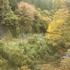 Fall in Oku-izumo between Hinobari and Shimkuno