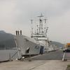 Japan Coast Guard ship.