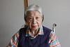 Haruko, age 88.