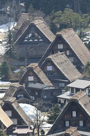 Shirakawago - Kanazawa
