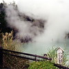 Beppu - Shiraike Jigoku (白池地獄, White Pond Hell Hot Spring)