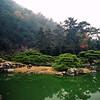 Takamatsu - Ritsurin-kōen Garden (栗林公園) - Kansui-chi Pool (涵翠池)