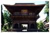 Hirosaki - Choshoji Temple Sanmon Gate (長勝寺三門)