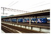 Doraemon Train at JR Hakodate Station