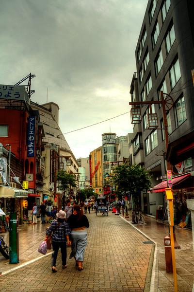 Around Asakusa