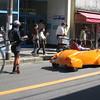 Cool car in Kamakura!