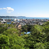 View from Hasedera