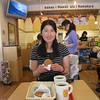 Chiyoko chan<br /> Hawaiian Cafe in Kamakura