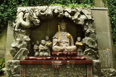 Japanese Deity