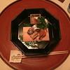 Kaiseki dinner course #1 - Assortment of appertizers