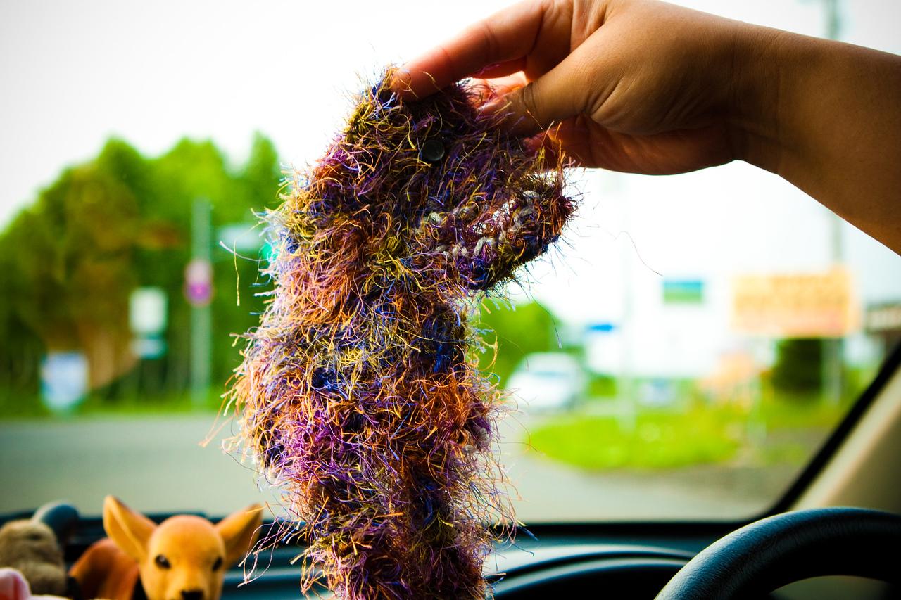 Eiko's weird animal thing?