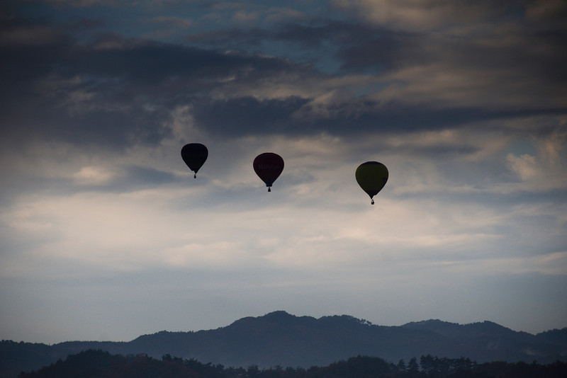 Hotel Twin Ring - Ballon launch