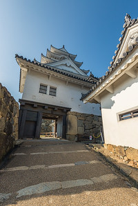 Himeji Castle Gate