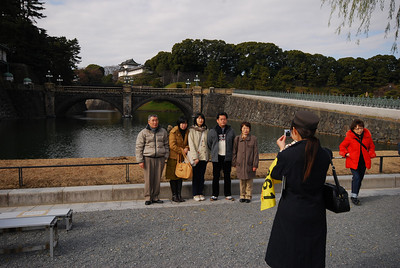 This spot, with the palace in view in the background, is a very popular place for photographs.
