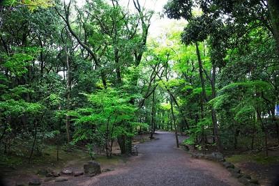 Rakujuen Garden & Kohama Pond (Mishima City Park)