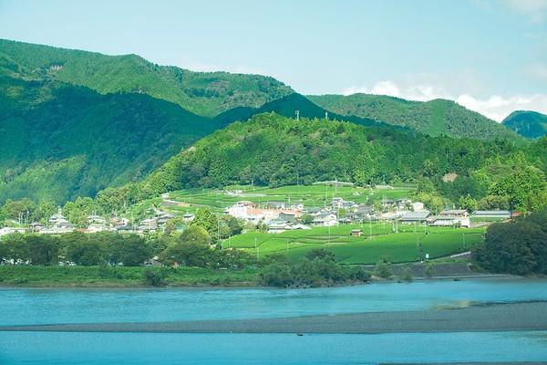 Oigawa Railway Oigawa (Oi River)