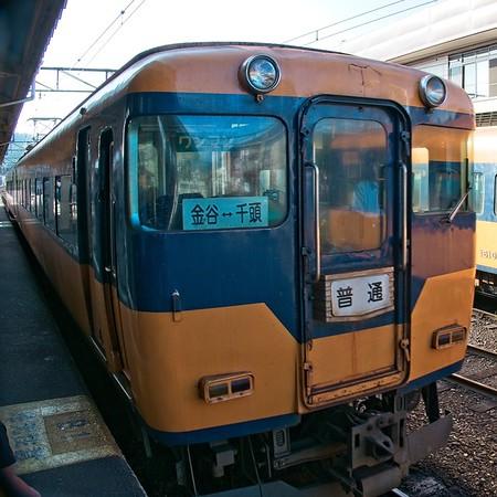 Oigawa Railway: Kintetsu Railway Series 16000 EMU