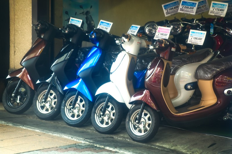 Scooters For Sale!