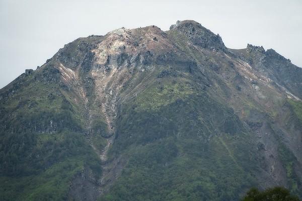 Mt. Yakedake