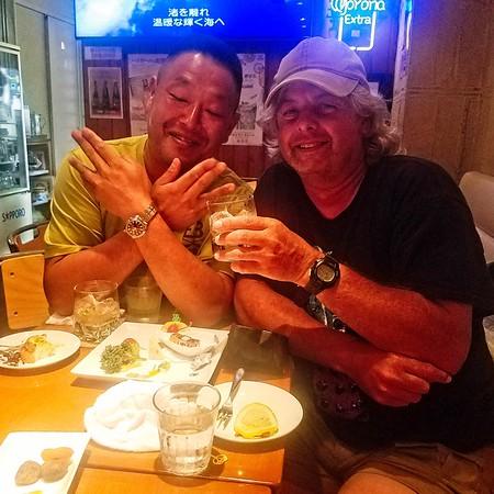 Tokyo Izakaya with Isamu