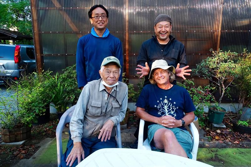 Plantsman Akira Shibamichi
