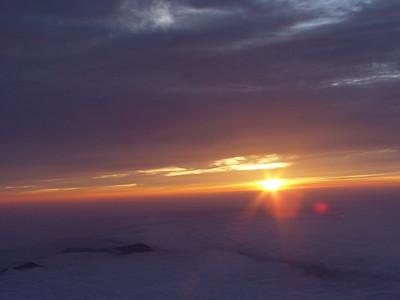"""Mt Fuji <FONT COLOR=""""yellow"""">富士山</FONT>"""