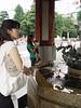 018 Hand Washing - Sensoji Temple