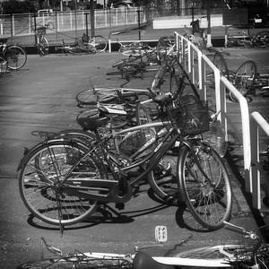 Diaba Station © Chiyoko Meacham