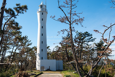 Maisaka Lighthouse, Hamamatsu, Japan