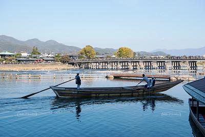 Togetsu-kyo Bridge Arashiyama Kyoto