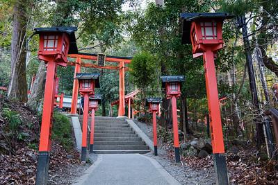 Ichitani-Munakata-Jinja Shrine